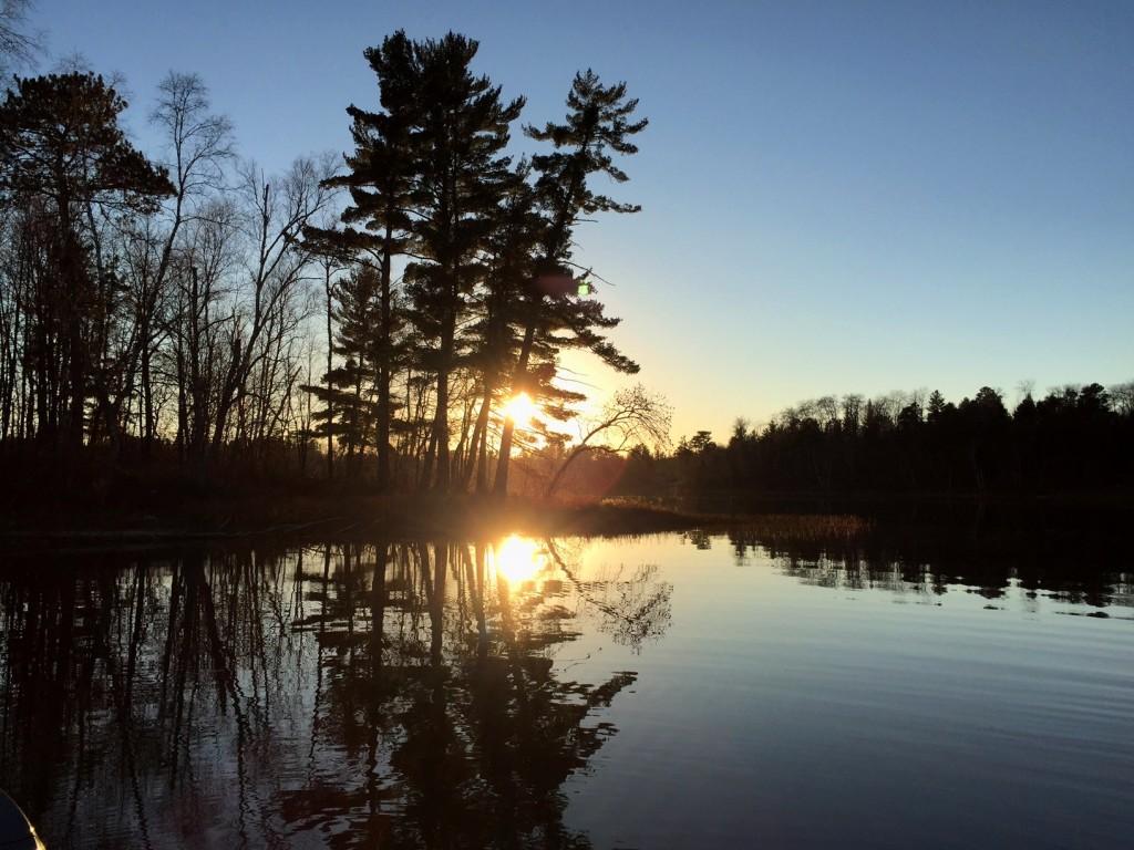 peninsula-sunset